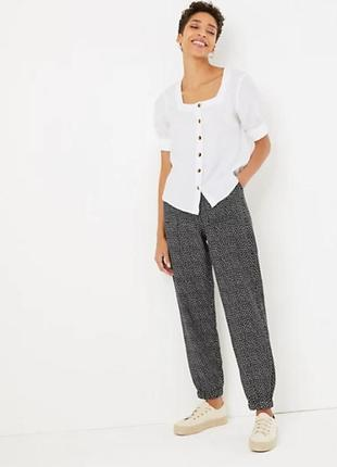 🍒🍹 крутые базовые штаны/джогеры на рост до 170 см премиум качество! р-р s m&s 🍒🍹
