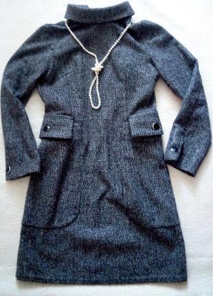 Шерстяное платье cardo