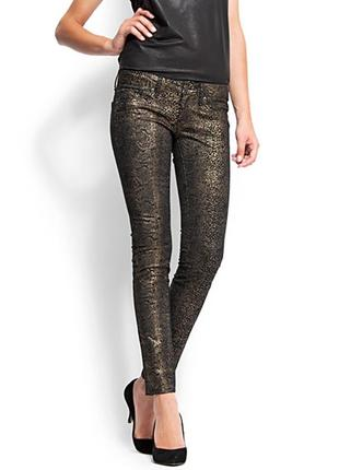 Новые джинсы скинни фирмы mango размер 36