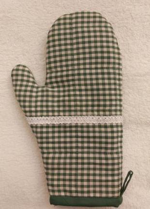 Прихватка-рукавица
