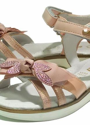 Босоножки сандали босоніжки летняя літнє обувь взуття девочки дівчинки 0358в том м  32-37
