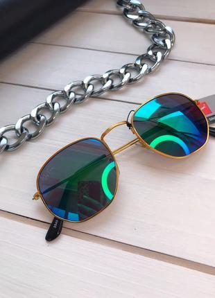 Новая модель солнцезащитных очков хамалеон
