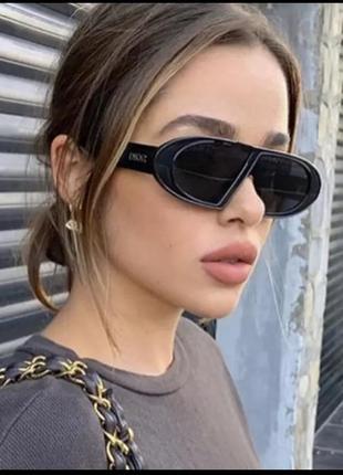 Стильные солнцезащитные винтажные очки