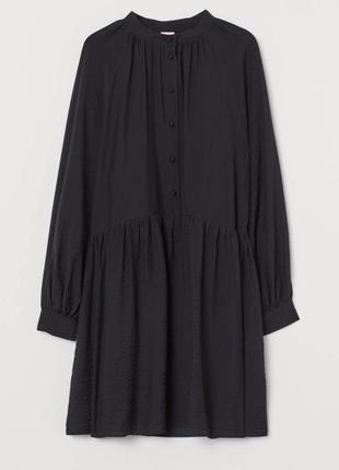 Платье с длинным рукавом от h&m