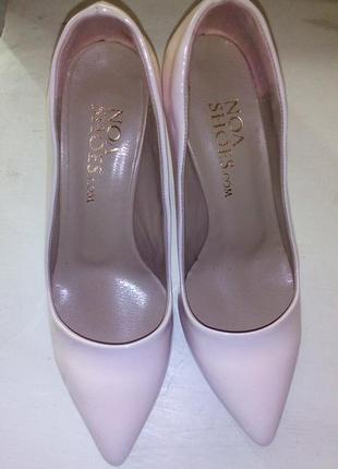 Туфли женские на шпильке shoes 7см производство турция