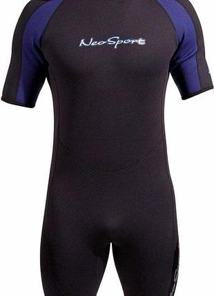 Неопреновый костюм, neo sport $80 размер 12, гидрокостюм