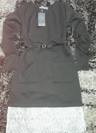 Красивое платье 42-44 р