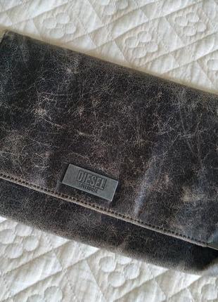Клатч сумка кошелек zara