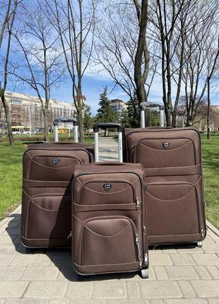 Чемодан на 2 колеса,валіза ,польский бренд,надёжный ,качественный