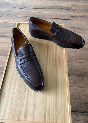 Кожаные туфли bally