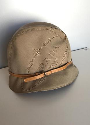Шляпа prada