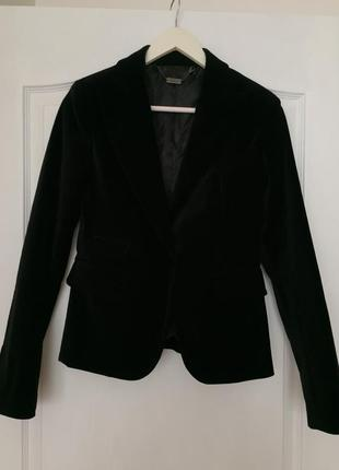 Пиджак phard, глубокий черный цвет