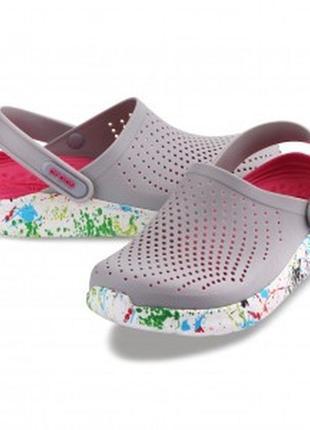 Crocs сабо кроксы literide™