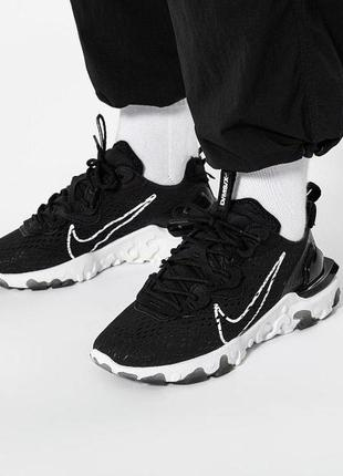 Фірма - кроссовки nike react vision новая оригинальная обувь !