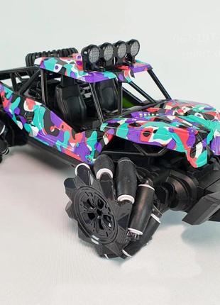 Машинка джип на радиоуправлении rc stund car 869-33 багги машинка