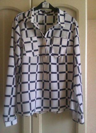Рубашка 44-46 размер