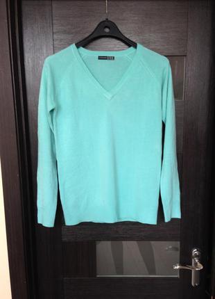 Кофта, джемпер, пуловер, свитер мятного цвета