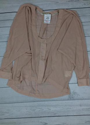 Блузка свободного кроя от crafted