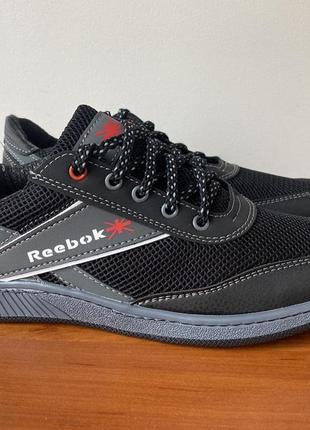 Туфли мужские весенние летние спортивные черные - чоловічі туфлі весняні літні спортивні