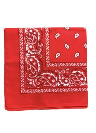 Бандана платок повязка на голову унисекс