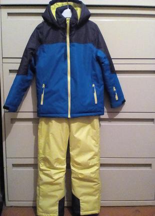 Костюм лыжный 9-10 лет