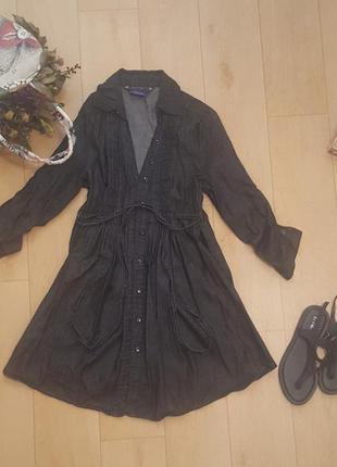 Рубашка / платье / туника miley cyrus & max azria