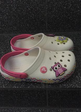 Крокси,сабо crocs c132 фото