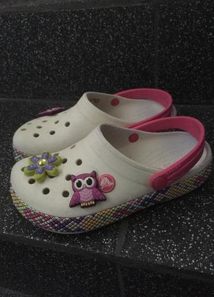 Крокси,сабо crocs c133 фото