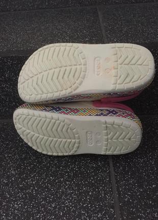Крокси,сабо crocs c135 фото