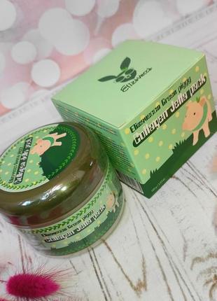 Концентрированная коллагеновая маска для лицаelizavecca green piggy collagen jella pack