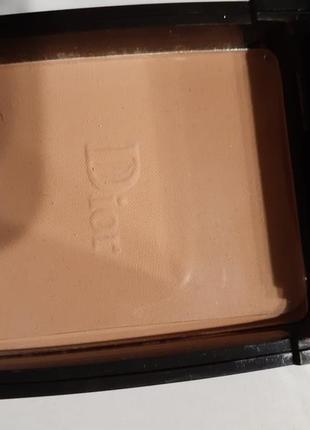 Компактная пудра christian dior diorskin