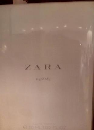 Zara femme этот аромат никого не оставит равнодушным