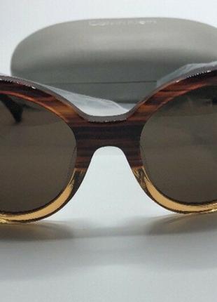 Солнцезащитные очки calvin klein .оригинал4 фото