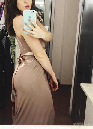 Выпускное вечернее платье asos