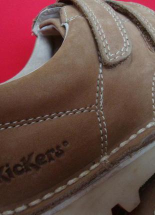 Ботинки kickers с ортопедической стелькой натур кожа 29 размер4