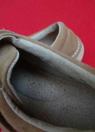Ботинки kickers с ортопедической стелькой натур кожа 29 размер2