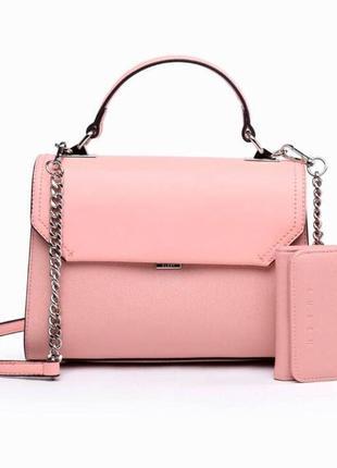 Шикарная женская сумка на замочке