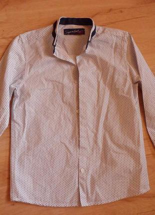Рубашка next, на 9 лет.