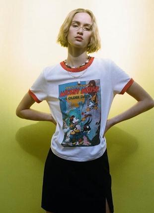 Жіночі футболки zara