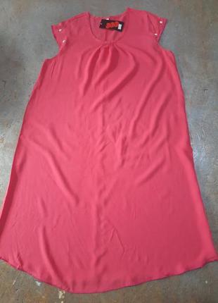 Платье штапель (50-52, 54-56)