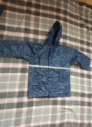 Дощовик  куртка дитяча