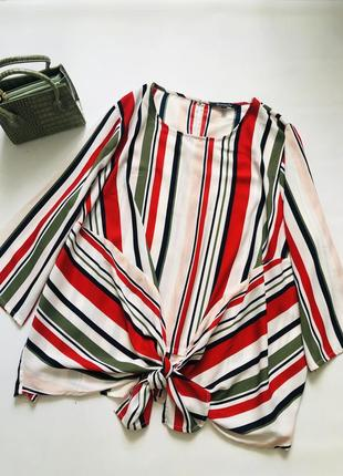 Стильная блуза батал 🔥