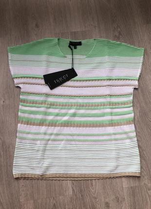 Женская маечка tricot италия