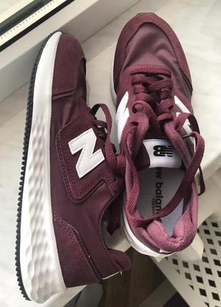 New balance кросовки