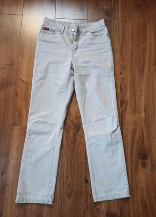 Светлые джинсы lee cooper