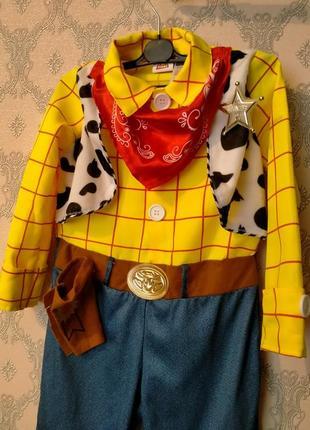 Карнавальный костюм для мальчика 5-6 лет история игрушек