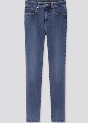 Uniqlo skinny джинси