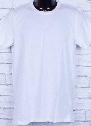 Базовая футболка 100 % хлопок