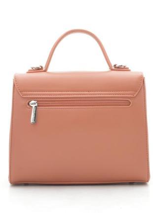 David jones клатч сумка 5706 оранжевый коралл3 фото