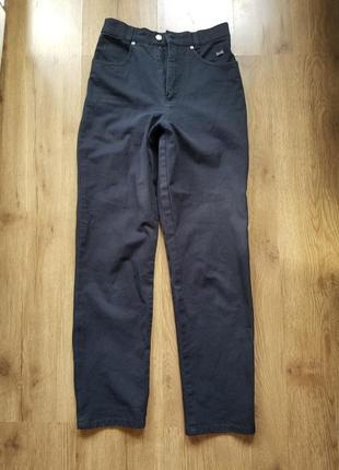 Крутые штаны мом  высокая посадка 🔥